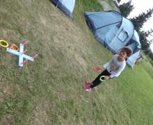 Детски приключенски лагер, м. Узана, 2016