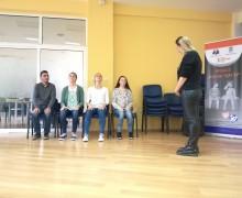 """Театрална работилница с Playback театър """"Тук и сега"""""""