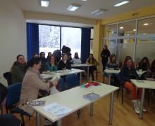 Информационна среща за представяне на МИКЦ 2017, домакинстван от ИМКА Габрово