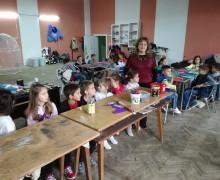 """Карнавална работилница с деца от ОУ """"Ран Босилек"""", Габрово"""