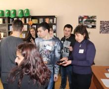 """Обучение """"Себепредставяне и междукултурно общуване"""" в Младежки център Севлиево"""