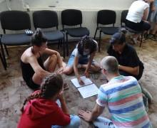 "Обучение ""Лидерски умения и работа с деца"" в м. Узана"