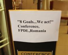 Заключителна конференция в Букурещ 2014