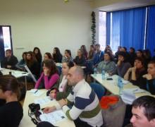 Първа инфо среща на  МИКЦ, ИМКА Габрово