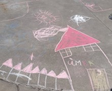 "Детски пролетен лагер ""Пролетни предизвикателства"" 2015г."