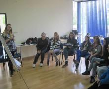 Обучение на УС на НАГ за логистика на младежки инициативи