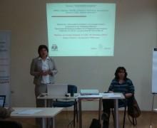 Информационна среща по проект «Опознай и избери!», подкрепен от Община Габрово