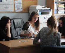 """Информационна среща на участниците в проект """"Опознай и избери"""", подкрепен от Община Габрово"""