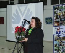 Церемония по награждаване на Доброволец на годината 07.12.2015г
