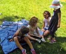 """Детски дневен лагер """"Летни предизвикателства"""" 2016"""
