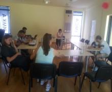 Информационна среща по проект МИСИЯ:ТЕАТЪР и Споделено(извън чата)
