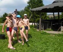 Детски приключенски лагер